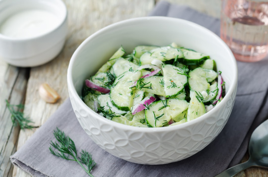 mediterranean-inspired salad