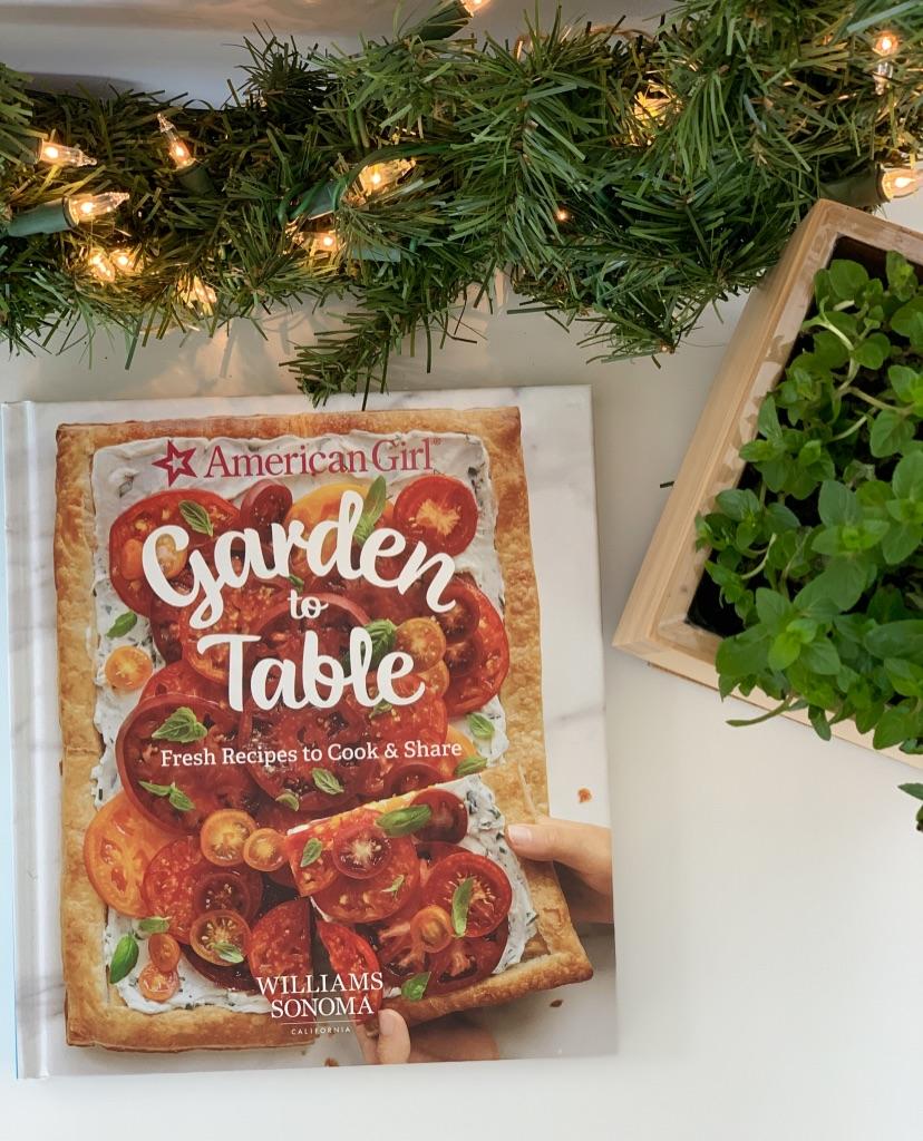 garden-to-table cookbook