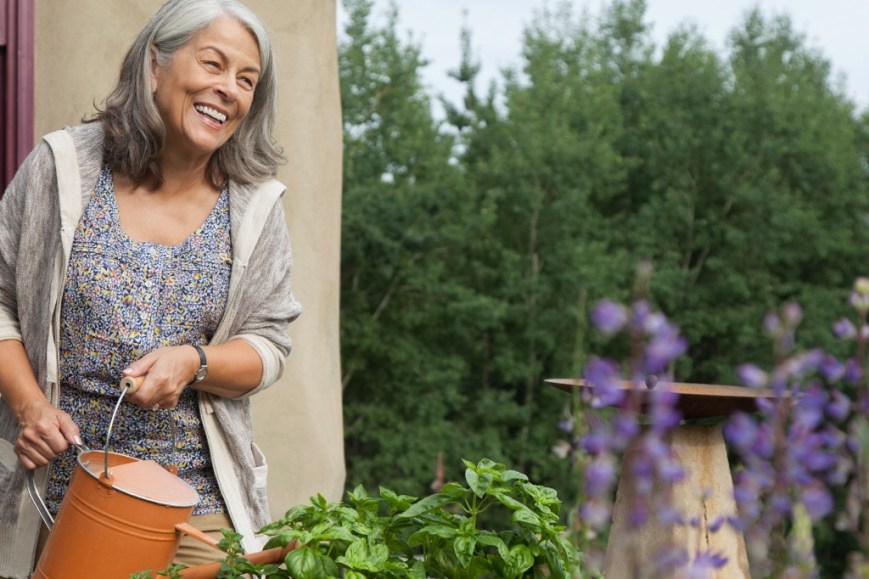 gardening increasing heart health