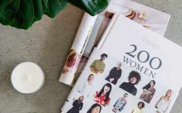 200 inspirational women book