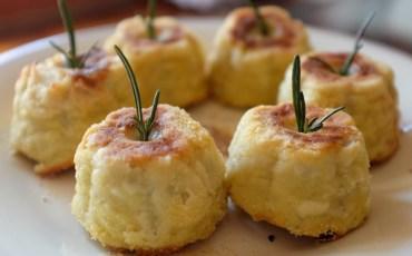 Rosemary Vegan Biscuit Recipe