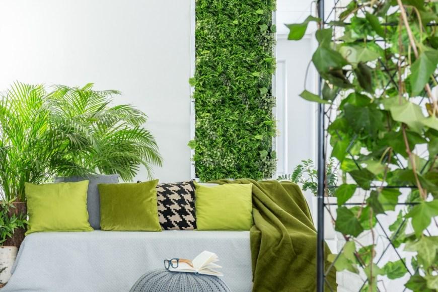 Vertical Growing Wall