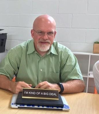 Dr. Charlie Hall