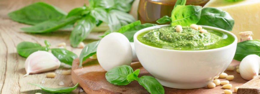 Pesto Basil Recipe