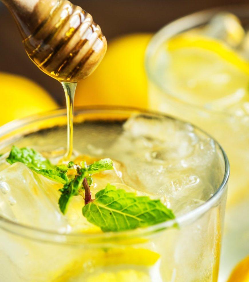Honey Rush Cocktail