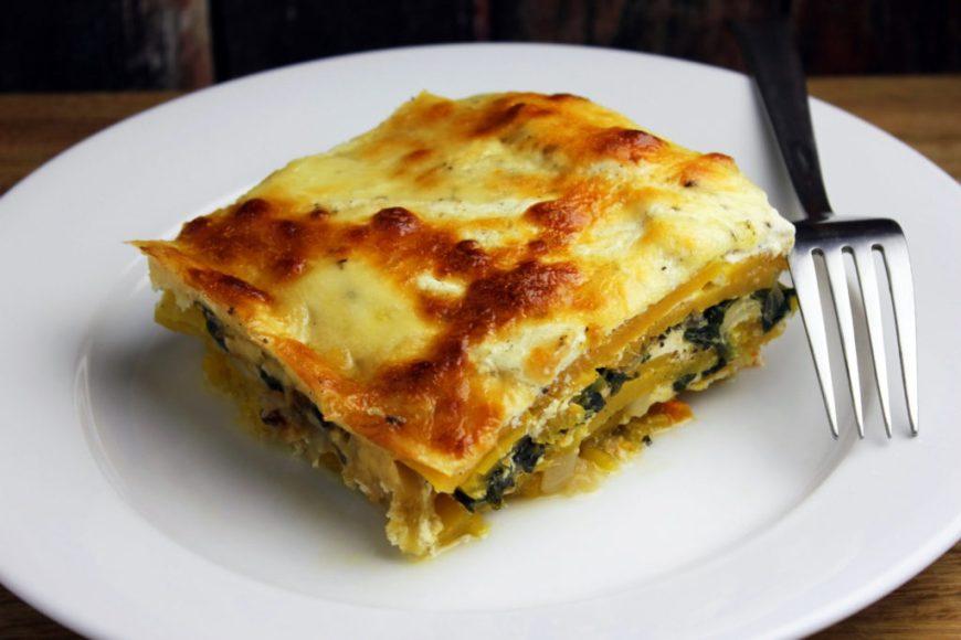 Squash Lasagna Recipe