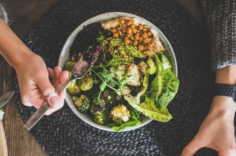 Kale and Avocado Buddha Bowl