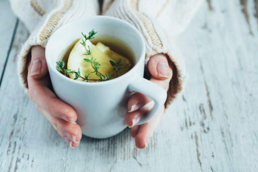Herb Infused Tea