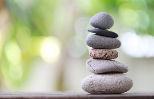 holistic wellness rocks