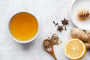 Lemon Ginger Green Tea Recipe