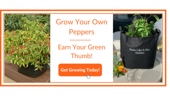 Pepper Garden Kit Banner