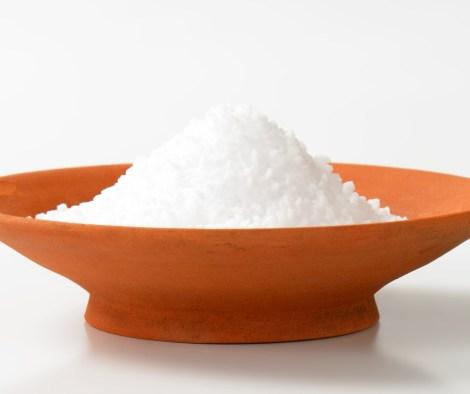 Epsom Salt in a Dish