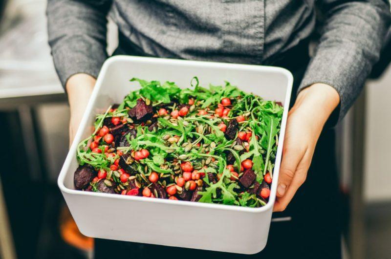 Beets, Thyme & Apple Salad Recipe
