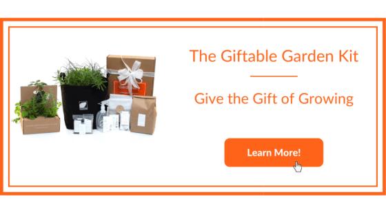 Giftable Garden Banner