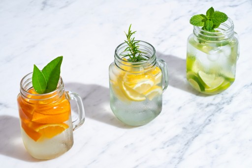 Spiked H2O Herbs