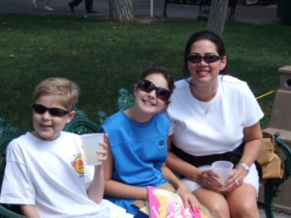 Beth Susens And Her Kids