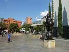 Plazoleta de las Esculturas