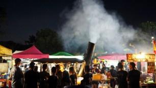 večerný trh