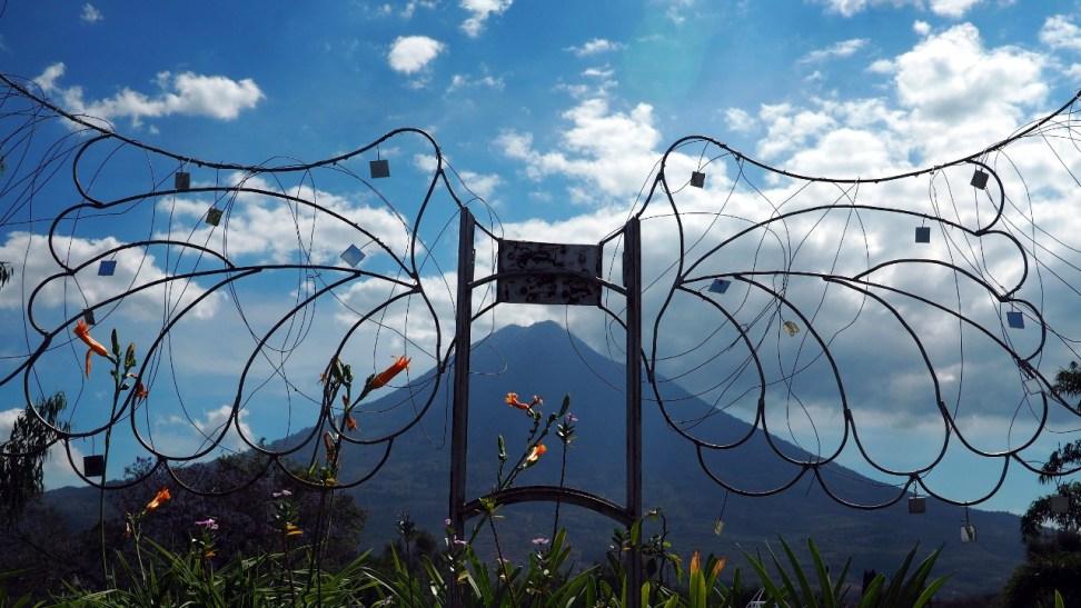Antigua: farma Caoba