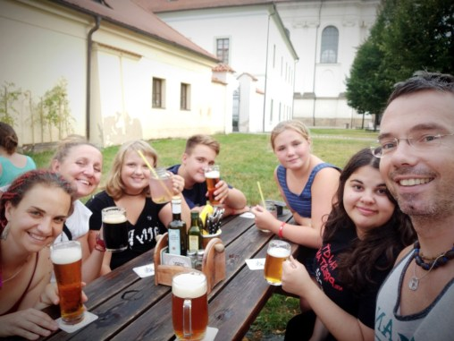 Brno-Praha: Břevnovský & Strahovský klášter