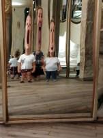 Zrcadlové bludiště na Petříně