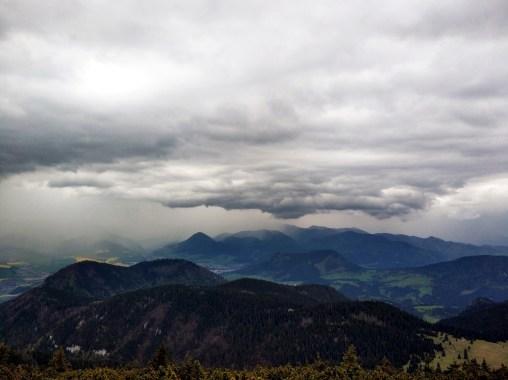 Veľký Choč 1 611 m