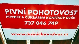 Koníčkův dvůr, Vojkovice