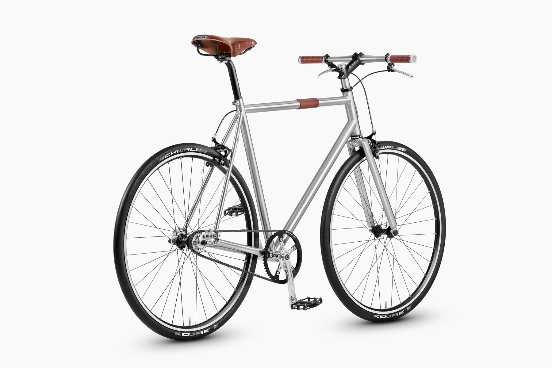 Bare Naked and Nude: Nua Bikes Exemplifies Modern