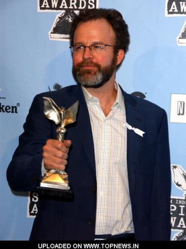 2009 Film Independent Spirit Awards - Press Room