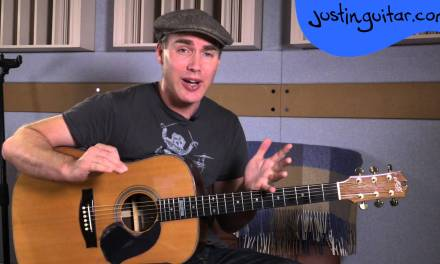 The Best Of You – Foo Fighters – Beginner Acoustic Guitar Lesson Tutorial (BS-020)