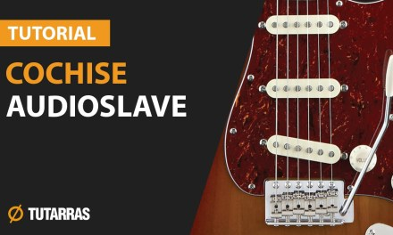 COCHISE – AUDIOSLAVE How to play – Electric GUITAR LESSON