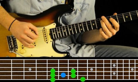 Free Guitar Lesson : The Blues Scale