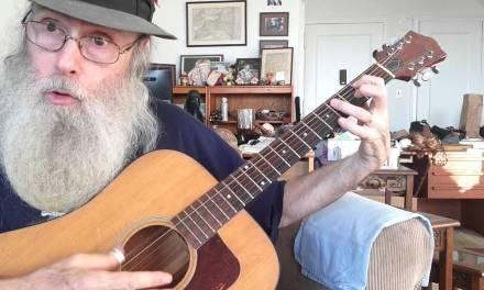 E blues shuffle Guitar Lesson To Prepare To Learn Lightnin Hopkins Style Shuffle