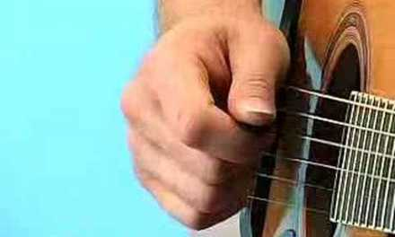 Guitar Scales for Beginners Lesson