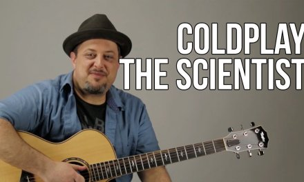 Coldplay – The Scientist Super Easy Acoustic Guitar Lesson – Easy Beginner Songs For Guitar