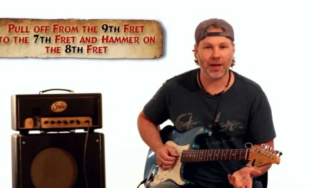 Josh Smith – Jazzy Blues Guitar Licks – Guitar Lessons – guitarBreakdown.com