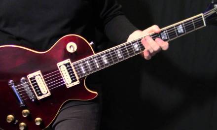 """how to play """"Rock Candy"""" on guitar by Montrose 