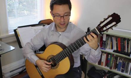 Lesson: Prelude No.1 for Classical Guitar (beginner)
