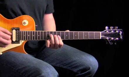 You'll Come : Electric Guitar Lesson (Hillsong)