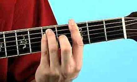 Beginner Guitar Lesson: Barre Chords