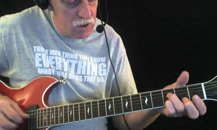 """How to Play """"The Sky is Crying"""" – Blues Guitar Lesson"""