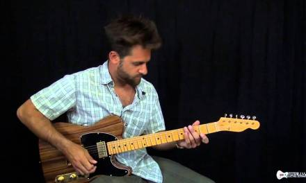 Bruce Springsteen – Born In The USA  | Totally Electric Guitars Lesson Preview