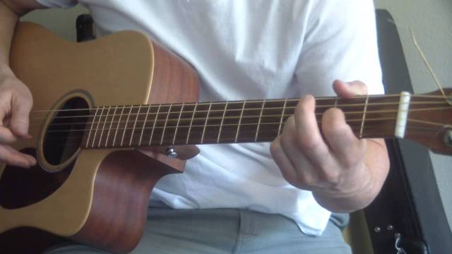The Allman Brothers – Midnight Rider Guitar Lesson (Chords ...