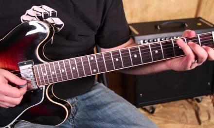 John Lee Hooker Inspired Blues Guitar Lesson