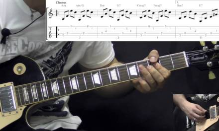 Gary Moore – One Day – Blues Guitar Lesson (w/Tabs)