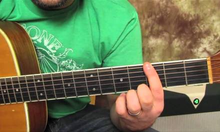 Nirvana – Lake of Fire – Acoustic Guitar Lesson – Meat Puppets – Tutorial – Kurt Cobain