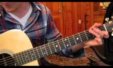 Hey Joe Acoustic Guitar Lesson – Rockville Guitar Lessons