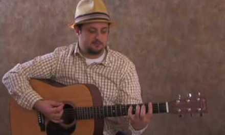Easy Songs 1 (Guitar Lesson) Beginner Acoustic guitar Lesson Green Day