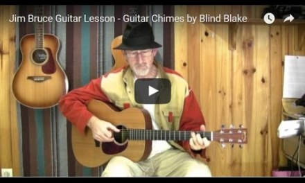 Acoustic Blues Guitar Lessons – Death Letter Riff – How To Play Blues Guitar