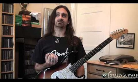 Beverly Hills Electric Guitar Lesson – Weezer